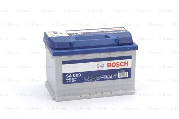 Akumulator Bosch S4 009 12V 74AH 680A(EN) L+