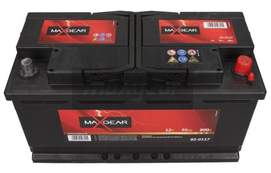 Akumulator Maxgear 12V 95AH 800A(EN) R+ Maxgear 85-0117