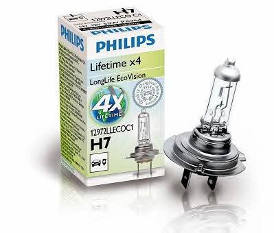 Żarówka halogenowa Philips LongLife EcoVision H7 12V 55W