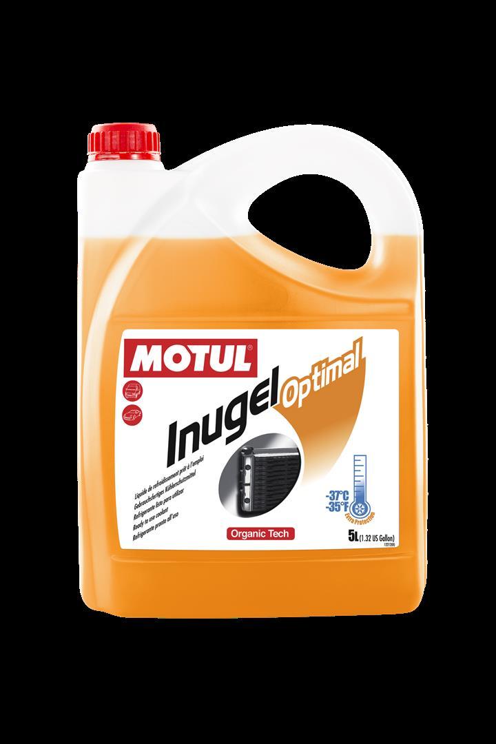 Płyn przeciw zamarzaniu G12+ INUGEL OPTIMAL, -37°C, 5 l (817306)