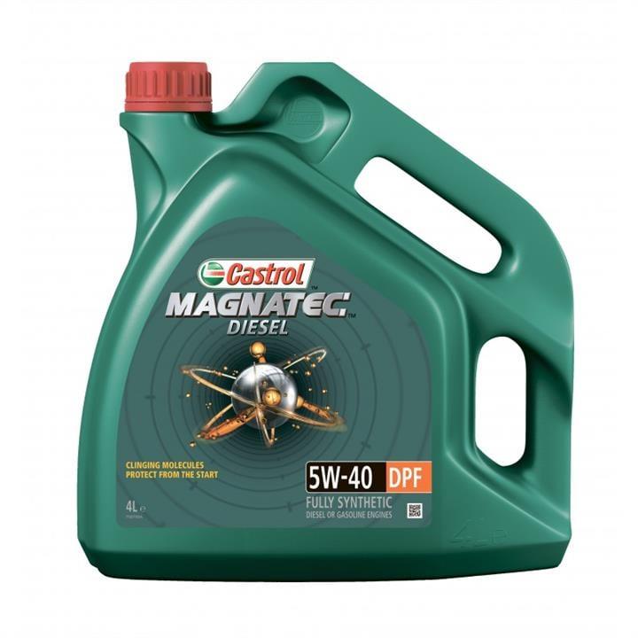 Olej silnikowy Castrol Magnatec Diesel DPF 5W-40, 4 l