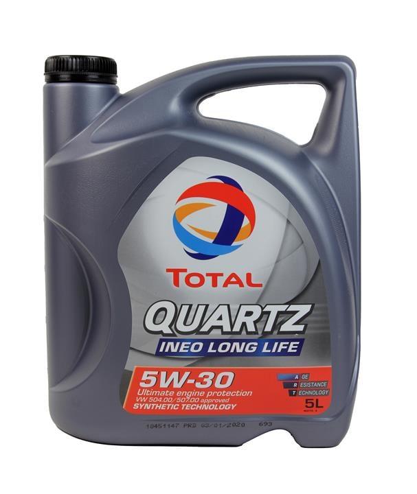 Olej silnikowy Total QUARTZ INEO LONG LIFE 5W-30, 5 l