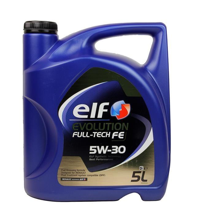 Olej silnikowy Elf Evolution Full-Tech FE 5W-30, 5 l