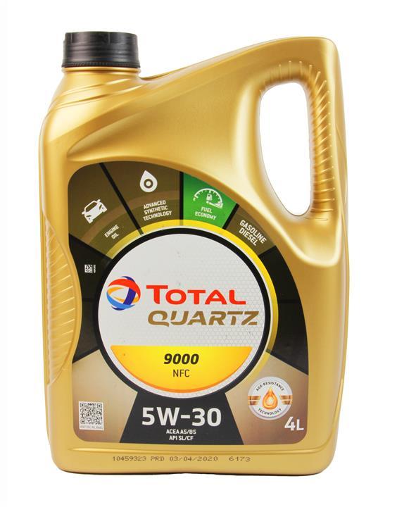 Olej silnikowy Total QUARTZ 9000 NFC 5W-30, 4 l (183450)