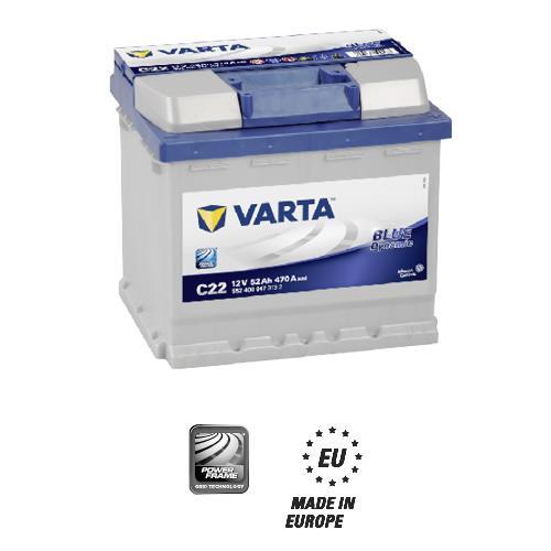Varta 5524000473132