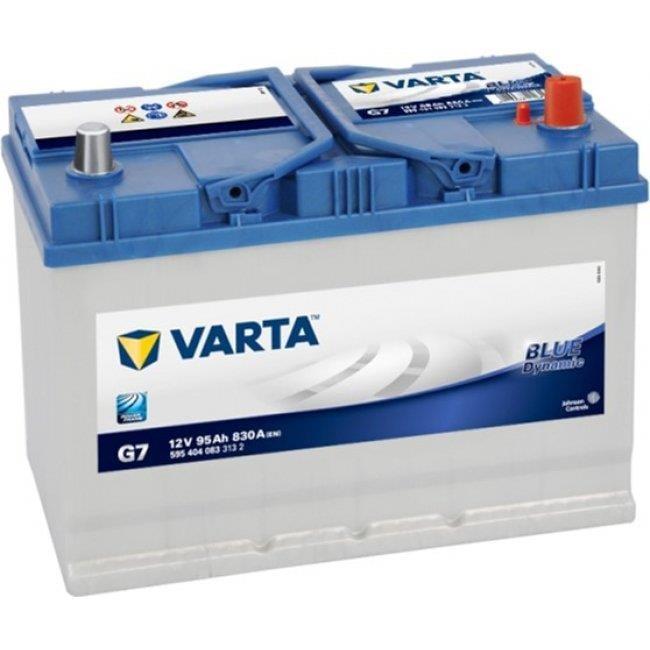 Akumulator Varta Blue Dynamic 12V 95AH 830A(EN) R+ Varta 5954040833132
