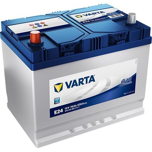 Akumulator Varta Blue Dynamic 12V 70AH 630A(EN) L+ Varta 5704130633132