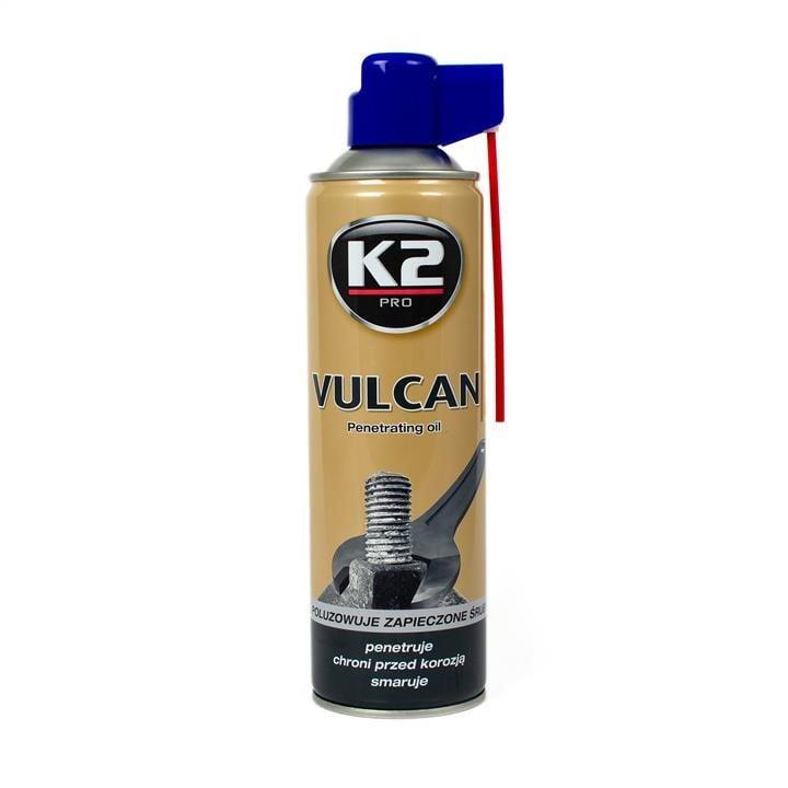 Środki ułatwiające odkręcanie śrub VULCAN 500ml