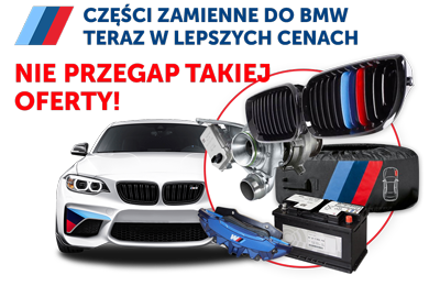 Części do BMW